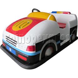 Battery Thunder Police Car