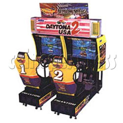 Daytona USA 2 : Battle on the Edge (twin)