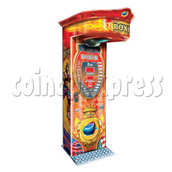 Boxer Punch Machine (Deluxe)