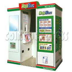 Digibox Photo Machine