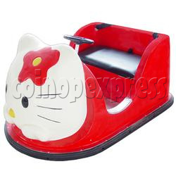Lady Cat Battery Car