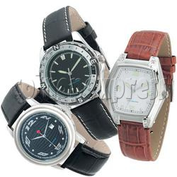 64M USB Leather Watches