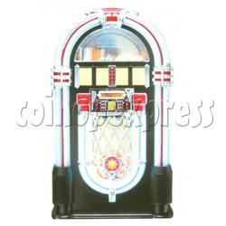 HOLLYWOOD 10 CD Jukebox - NEON MKII
