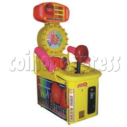 Boxing Game Machine