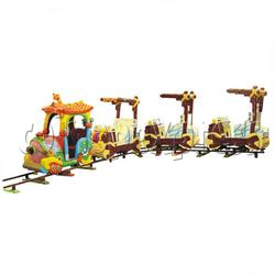 Cartoon Swing Train (12 players)