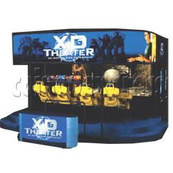 XD Theater Virtual Reality Cinema
