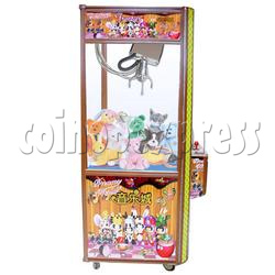 30 inch Happy Dream World Toys Crane Machine
