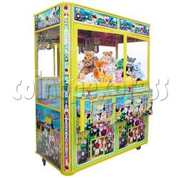 61 inch Jumbo Crane Machine -couple players