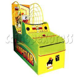 Hoop Star Baketball Machine
