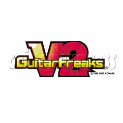 Guitar Freaks V2 upgrade kit