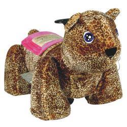 Brown Leopard Walking Animal