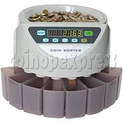 Auto Coin Counter