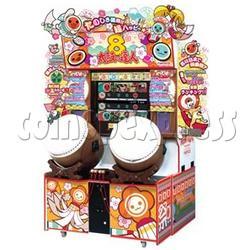 Taiko No Tatsujin 8 Arcade Machine