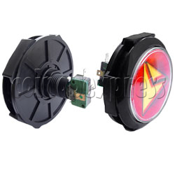 100mm DJ Push Button with Lamp