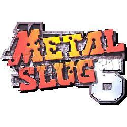 Metal Slug 6 Arcade software