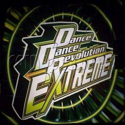 Dance Dance Revolution Extreme PCB