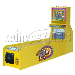 Enjoy Bowling Redemption Machine