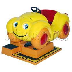 Happy Car Kiddie Ride