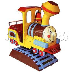 Happy Train Kiddie Ride