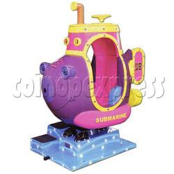 Submarine Kiddie Ride