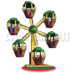 Zamperla Mini Ferris Wheel (Vaso Model)