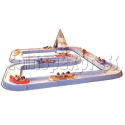 8 Canoe River (32 Players)