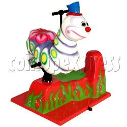 Carpillar Kiddie Ride