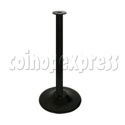 25 Inch Cast Iron Stand (Small Pipe)