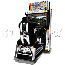 Initial D' Arcade Stage Version 4 single