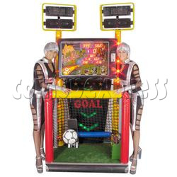Kicker Fire Ball Soccer Machine