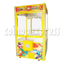 47 Inch Dual-Light Jumbo Claw Machine