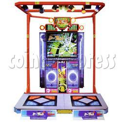 D-Tech dancing machine
