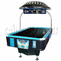 Air Hockey Deluxe Version