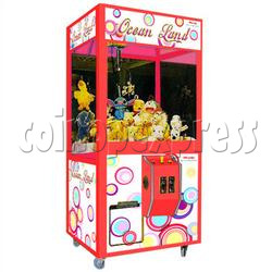 32 inch Ocean Land Crane Machine