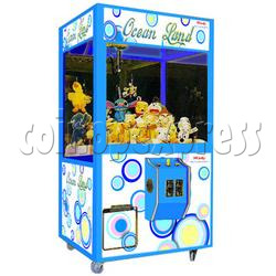 37 inch Ocean Land Crane Machine