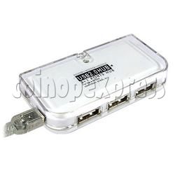 4 Ports Hi-Speed USB Hub