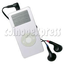 FM Auto Scan Radio with Earphones