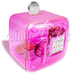 Fashion Design Mini Money Safe with Keyboard