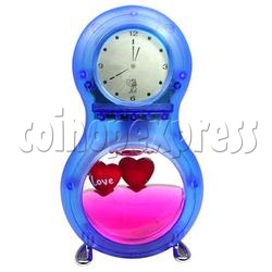 Fashion Advertising Alarm Clock