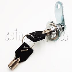Cam Door Lock with Key (25mm)