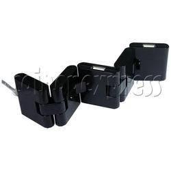 Folding 4 Ports Hi-Speed USB Hub