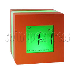 7 Colors Changing Multi-Function Clock