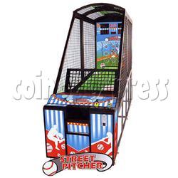 Street Pitcher Basketball machine