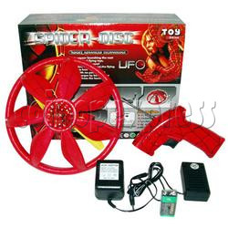Remote Control UFO - Spider Disc