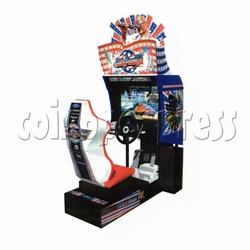 Sega Race TV racing machine
