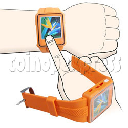 Mini Watch With Digital Photo