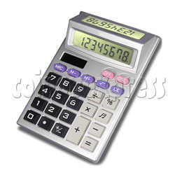 Calculator with Double Screen