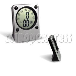 Modern LCD Clock