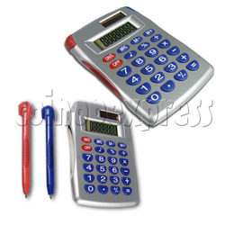 Calculator with Pen and Melody button