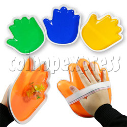 Hand Shape With Cupule Ball
